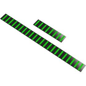 Rapid Racer Products Sticker per ProGuard Standard, nero/verde